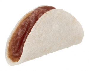 Denta Fun Chicken Taco For Dogs
