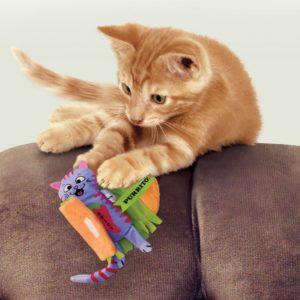 Pull A Partz™ Purrito catnip toy