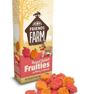 tiny friends farm russell rabbit fruities