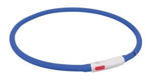trixie blue flash light ring